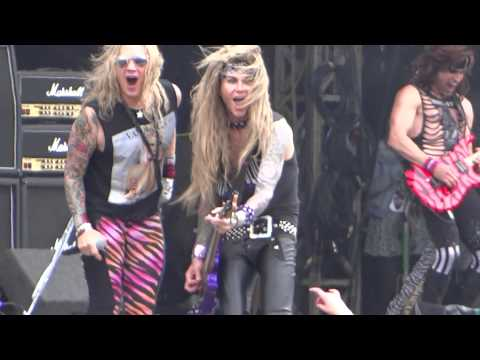 Steel Panther - Death To All But Metal (Download Festival, Donington Park, 9th June 2012)