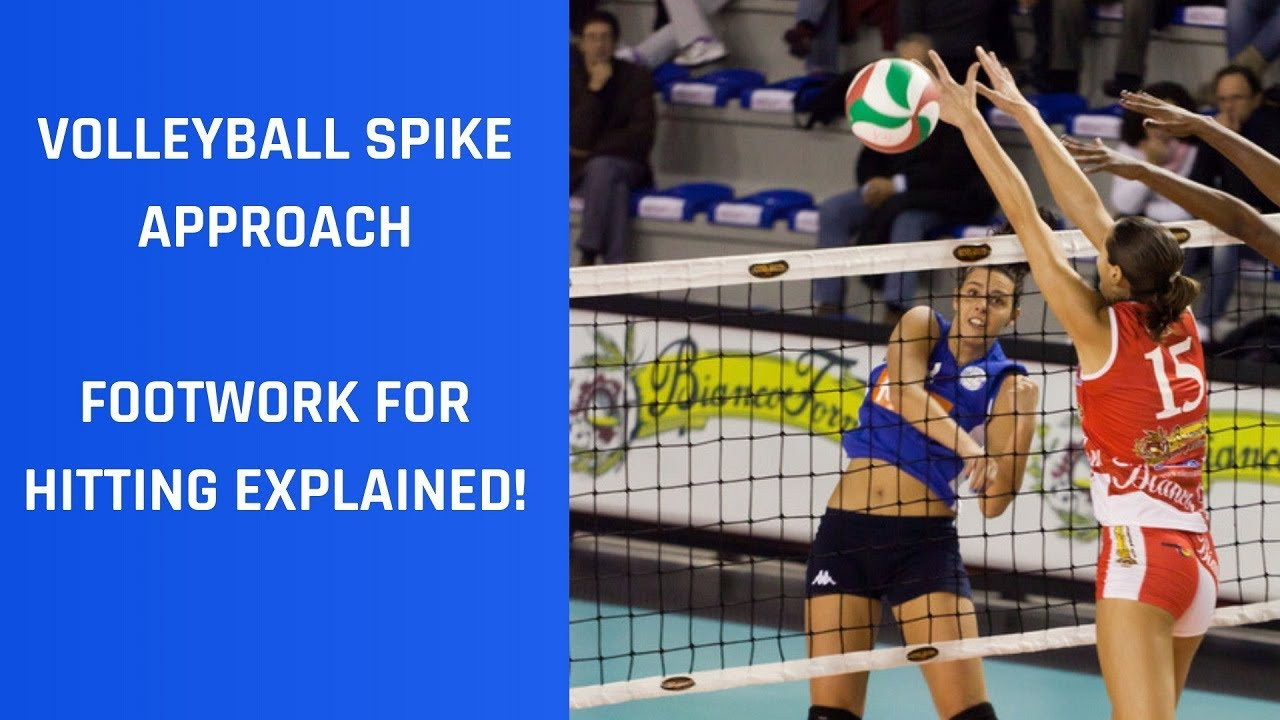 Volleyball Footwork Drills