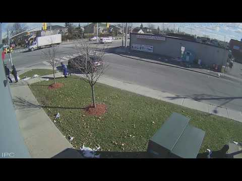Attempt Robbery in Mississauga