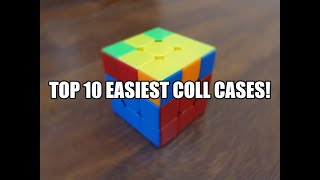 Top 10 Easiest COLL Cases You Should Know! (COLL Tutorial)