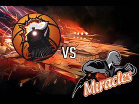 Windsor Express vs. Moncton Miracles | Nov 26th, 2014