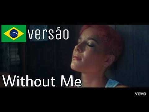 Halsey - Without Me cover TraduçãoVersão em Português BONJUH Halsey WithoutMe