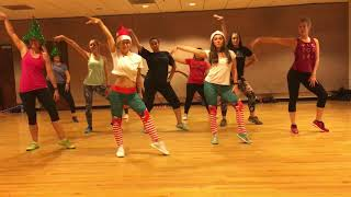"""TAKI TAKI"" Dj Snake ft Selena Gomez, Ozuna & Cardi B - Dance Fitness Workout Valeo Club"