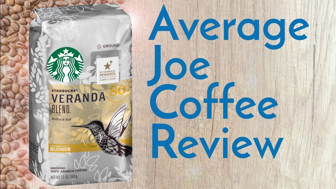 Starbucks Veranda Blend Blonde Roast Coffee Review Coffee