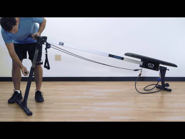 Improve total fitness with Vasa Trainer resistance options