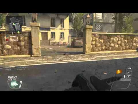 Championship League Slums CTF 2 minute flag cap from lower side