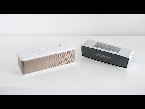 RIVA S vs Bose Soundlink Mini - soundcheck