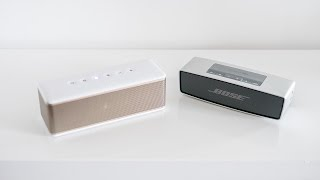 RIVA S vs Bose Soundlink Mini - soundcheck