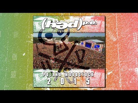 (hed) p.e. - Live at Poland Woodstock 2015 [Full Album]
