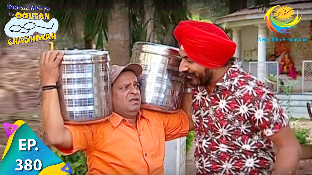 Download Taarak Mehta Ka Ooltah Chashmah - Episode 380 - Full Episode