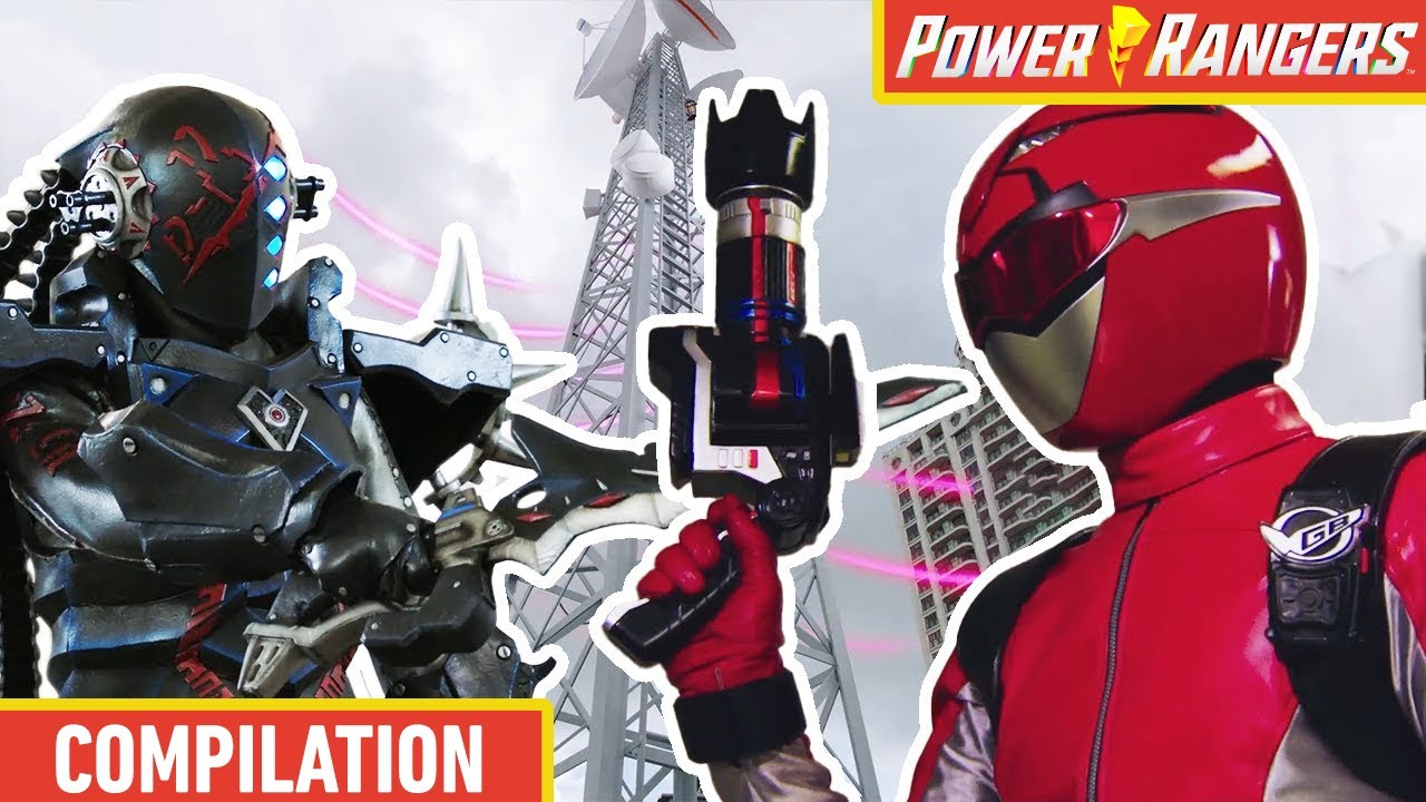 Terrible Tower Troubles 📡 Beast Morphers ⚡ Power Month ⚡ Power Rangers Kids ⚡ Action for Kids