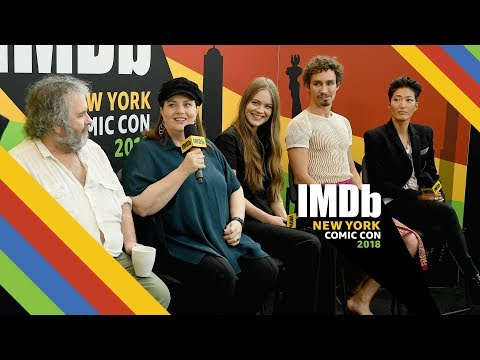 Peter Jackson and Cast Talk 'Mortal Engines' and 'Lord of the Rings' | NYCC 2018