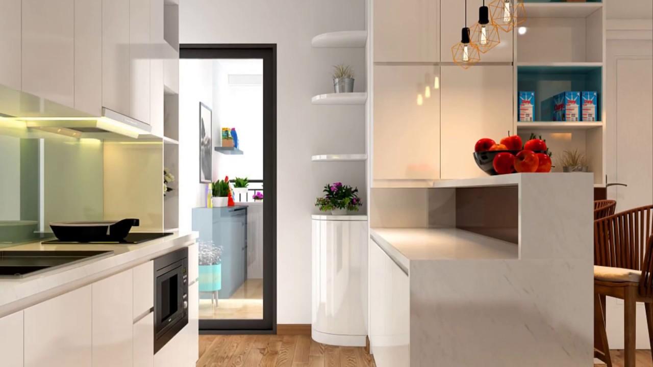 2 mẫu thiết kế nội thất căn hộ Vinhomes Metropolis tuyệt đẹp