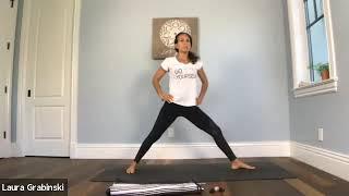 Mindful Yoga- Harvesting the Moon Energy