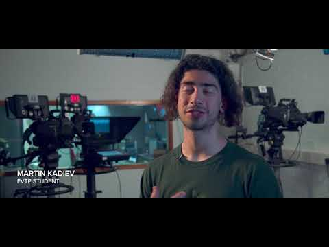 Film and Video Production Technology BSc (Hons) degree