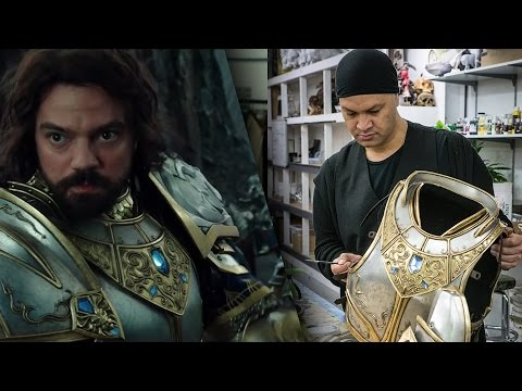 Behind the Scenes at Weta Workshop: Warcraft