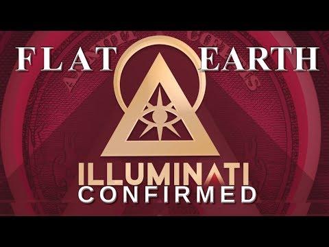 FLAT EARTH ILLUMINATI ~ Psy-Op