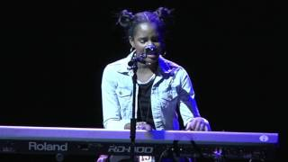ashley fulton live cover of listen by beyonce