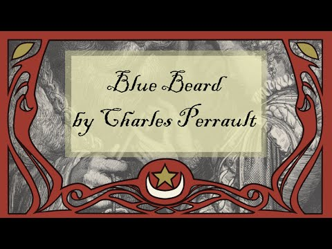 Spooktacular Reading  Blue Beard by Charles Perrault