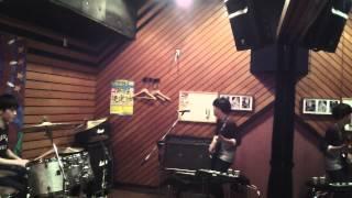 Guitar/Drum Jam Session - Hard Rock