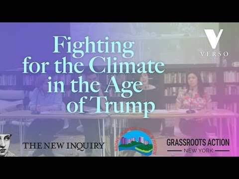 Fighting for the Climate in the Age of Trump