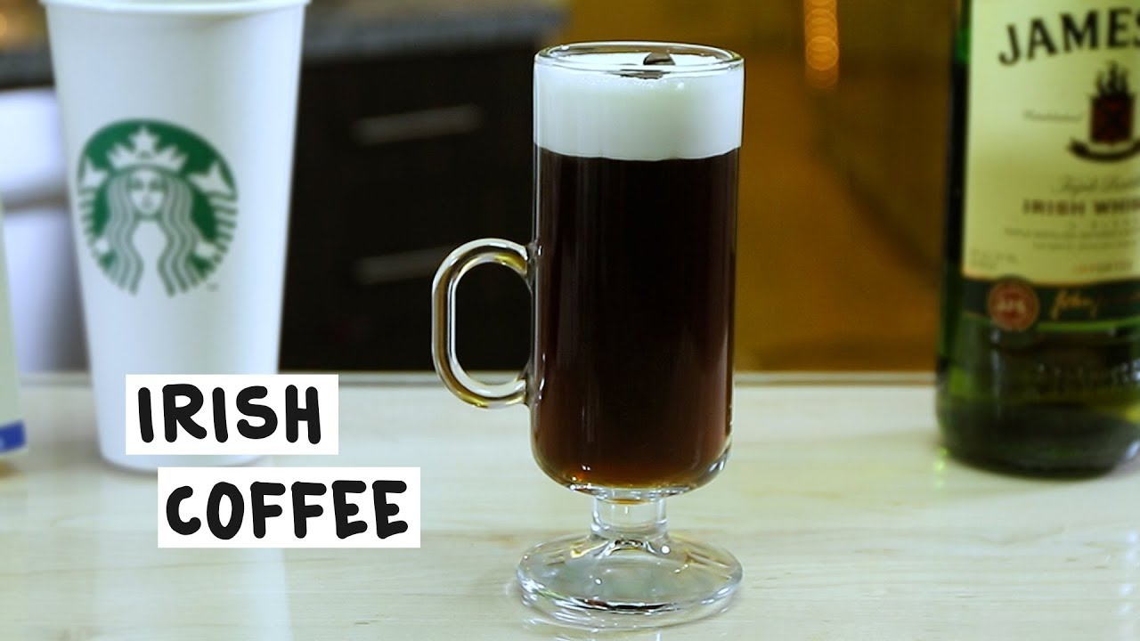 An Irish Coffee Shop