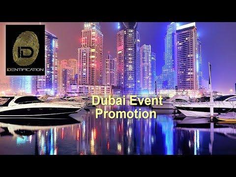IDentification - Dubai Event Promotion