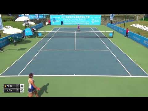 Zhu Lin v Han Na-Lae - 2017 ITF Shenzhen