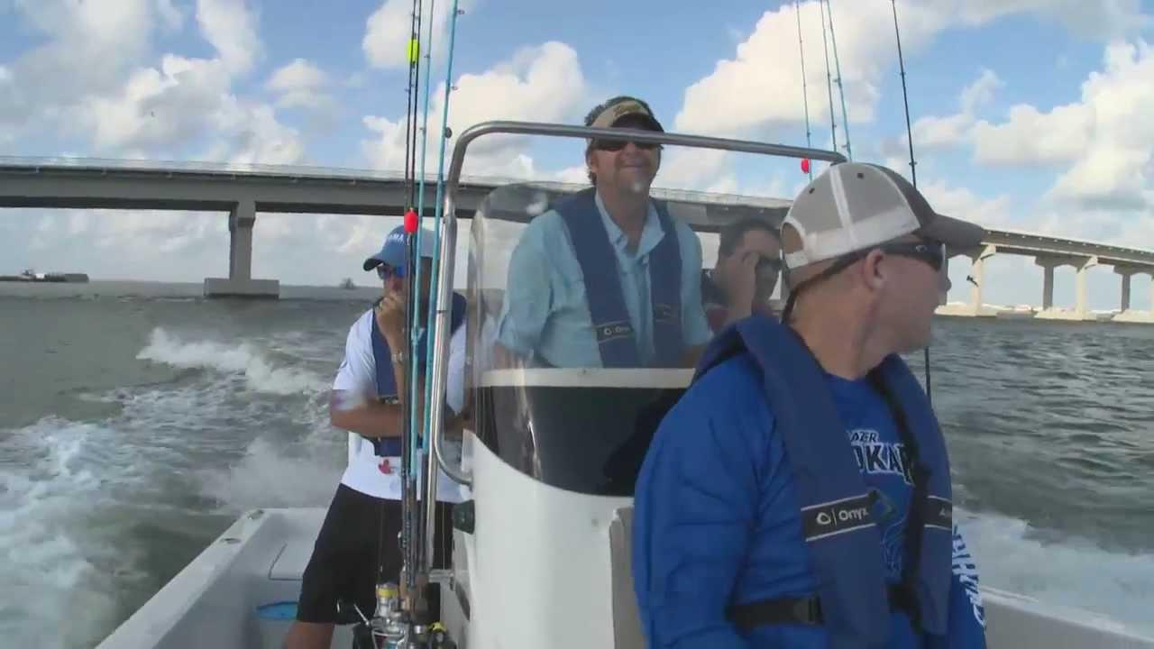 Saltwater Fishing At Grand Isle La 2014 Youtube