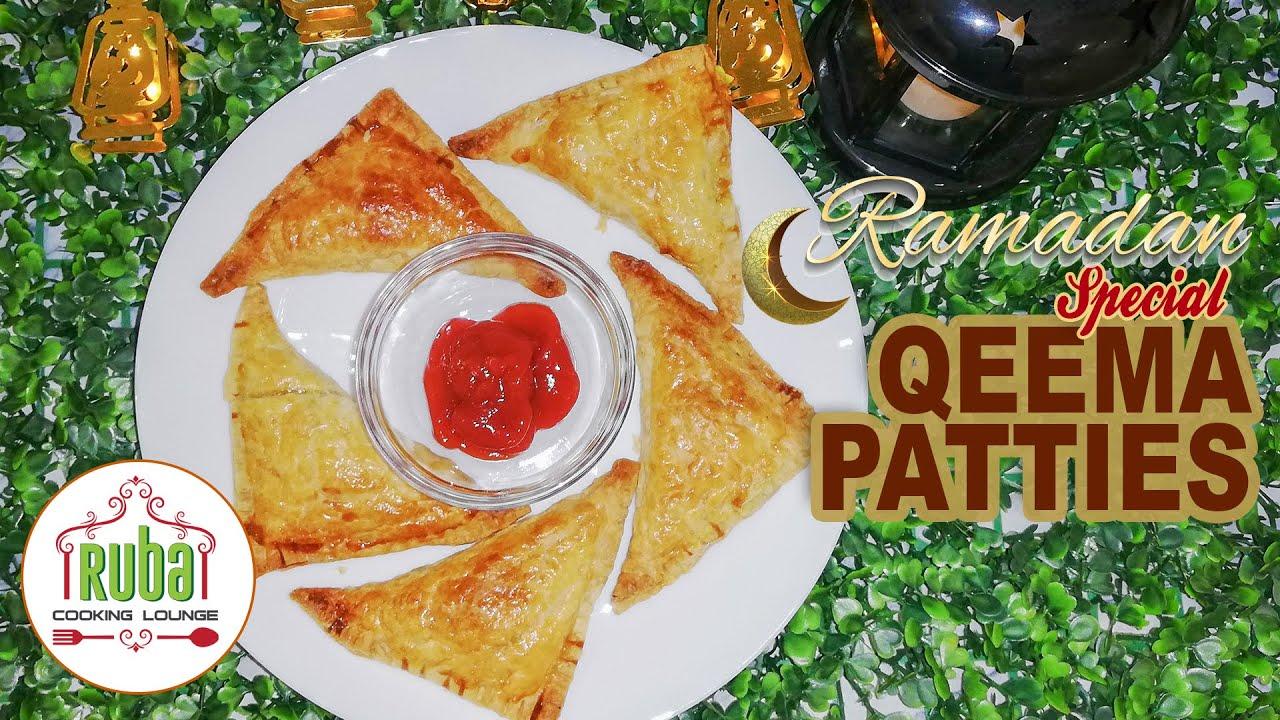 Qeema/Keema Patties | Patty | Ramadan Special