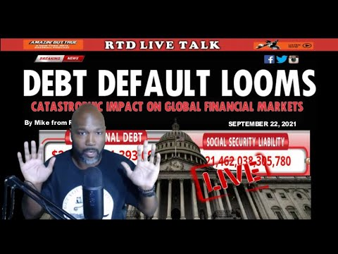 Debt Default Would Wipe Out $15T in Wealth & 6 Million Jobs For Starters | The People's Talk Show