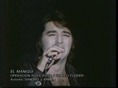 Sandro de America - El Maniqui
