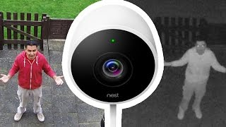How to Install Nest Cam Outdoor HD Security Camera & Review!