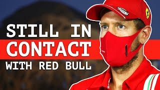 Is Red Bull Still An Option For Vettel?