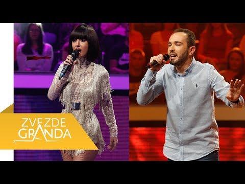 Dada Mesaljic i Rijad Rahmanovic - Splet pesama - (live) - ZG - 18/19 - 04.05.19. EM 33