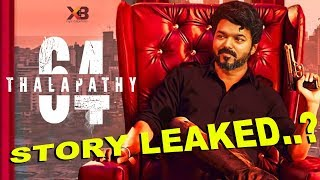 Thalapathy 64 story leaked !