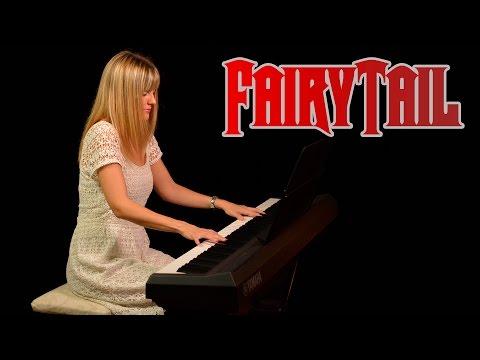 Fairy's Glitter (Mavis Theme) – Fairy Tail (Piano Cover)    Tifita