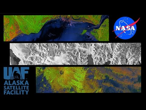 Access Sentinel 1 SAR Data with NASA ASF DAAC Vertex