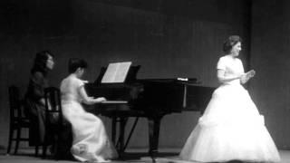 Marie Handy sings: Granada