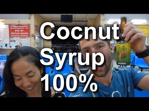 Coconut Syrup (Cofe)