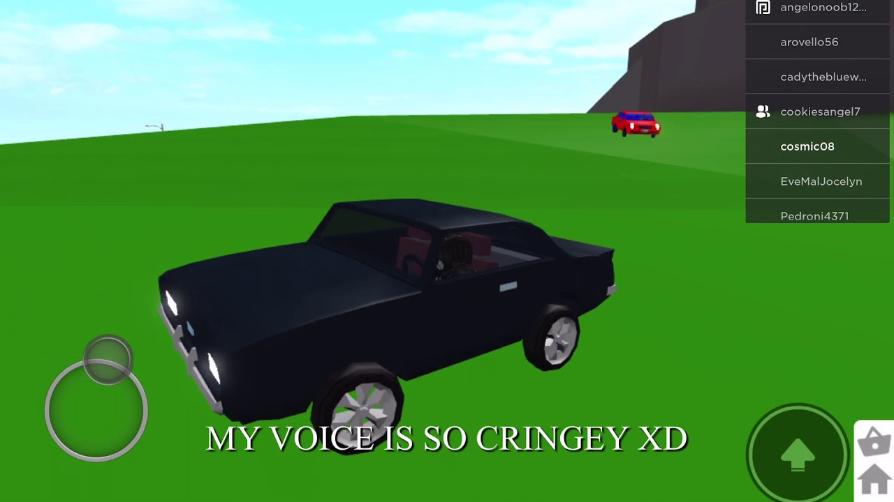 Playing bloxburg with my sister! W/ voice!!!
