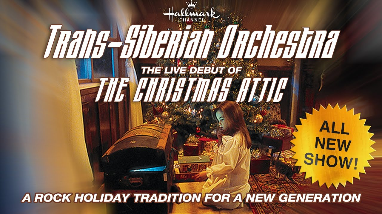 Trans-Siberian Orchestra 2014 Winter Tour: The Christmas Attic ...