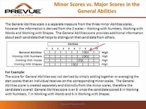 sample assessment test for employment