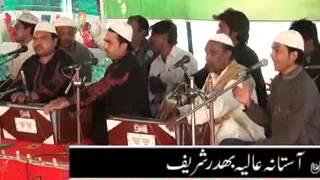 Bhaddar Sharif Qawwali Nov,2014.Mera Muhammad Kashif Zahid Mattay Ali Khan Qawwal