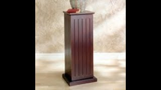 MS9223R: Media Storage Pedestal Assembly Video