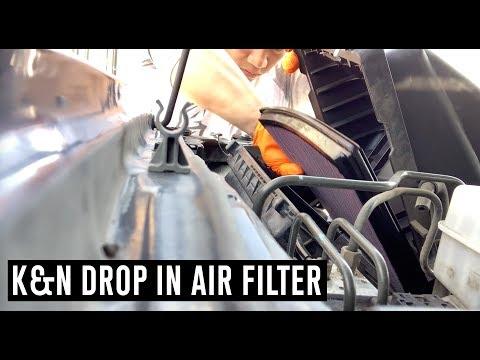 Quick Update - K&N Drop In Filter - Nissan Xterra / Frontier / Pathfinder