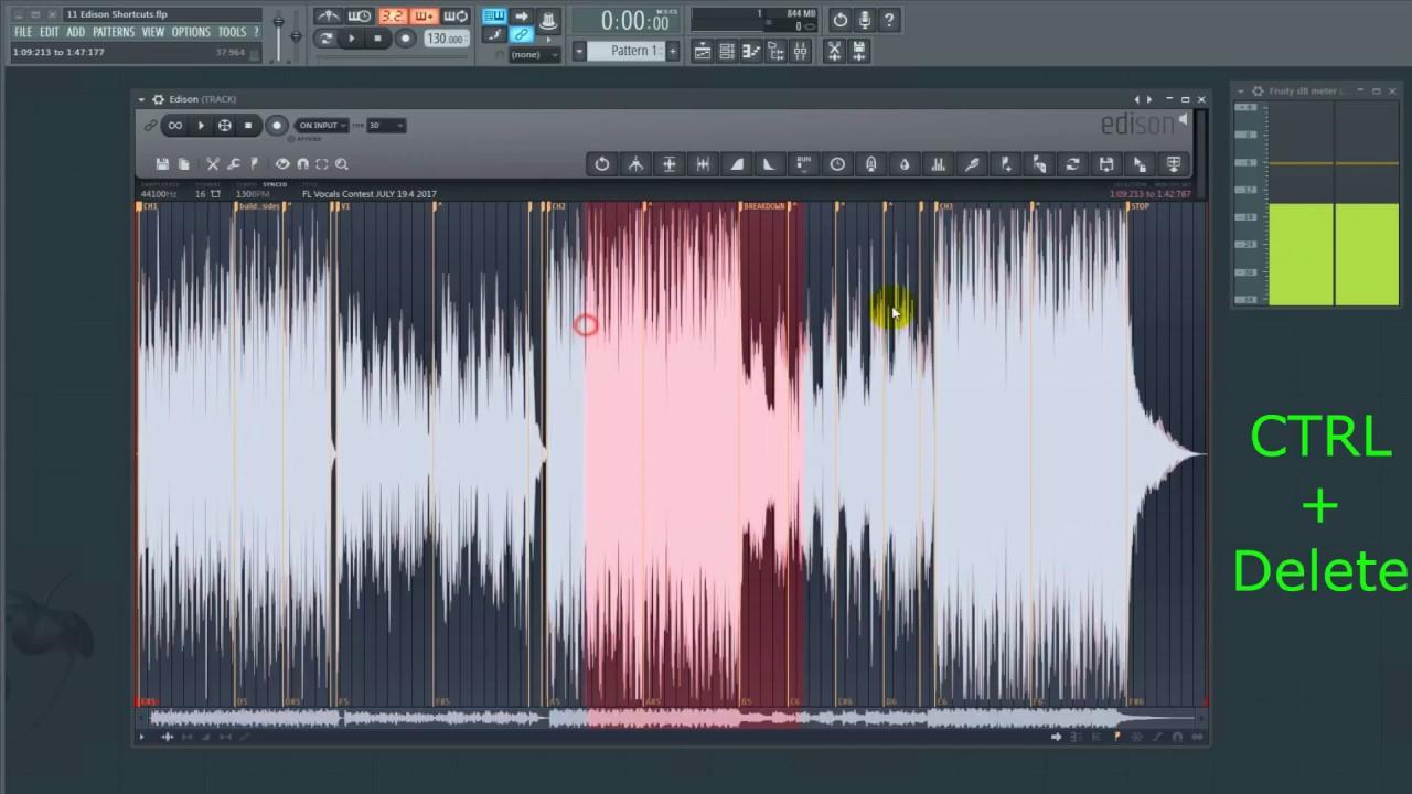 how to install edison in fl studio