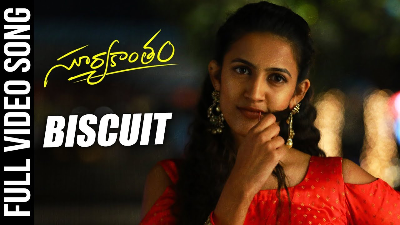 Biscuit Ayyero Full Video Song - Suryakantam | Niharika Konidela, Rahul Vijay,Perlene |Mounika Reddy