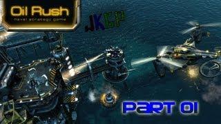 JKGP - PC - Oil Rush - Campaign - part 01 (Korean)