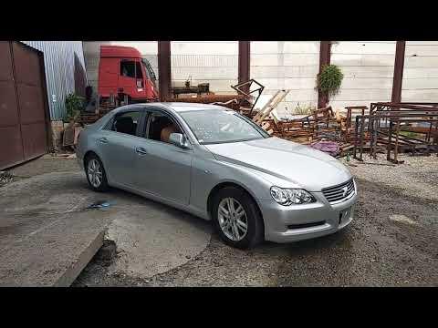 Японские авто. Разгрузка контейнера в Сухуме! (BMW 320 e90, Toyota Alphard 3.0, 2 Toyota Mark X)